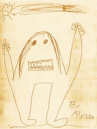 Fikir çocuklardan gerisi ressamdan In-progress_d