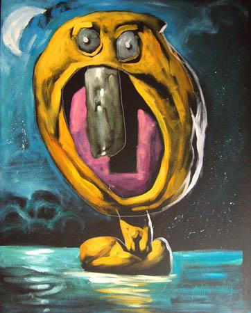 Fikir çocuklardan gerisi ressamdan Tooth1