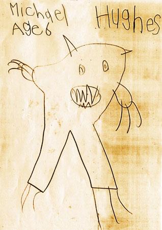 Fikir çocuklardan gerisi ressamdan Snickt_d